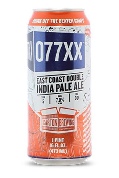 077xx East Coast Double IPA