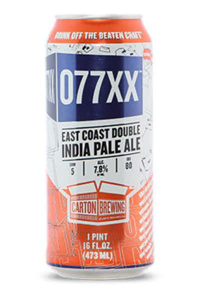 077xx East Coast Double IPA