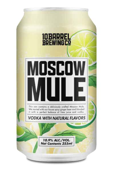10 Barrel Brewing Co. Moscow Mule