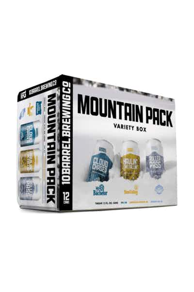 10 Barrel Brewing Co. Mountain Pack