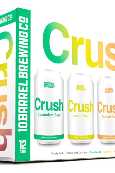 10 Barrel Brewing Co. Crush Variety Pack