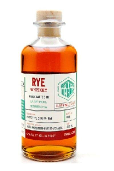 11 Wells Prototype Rye