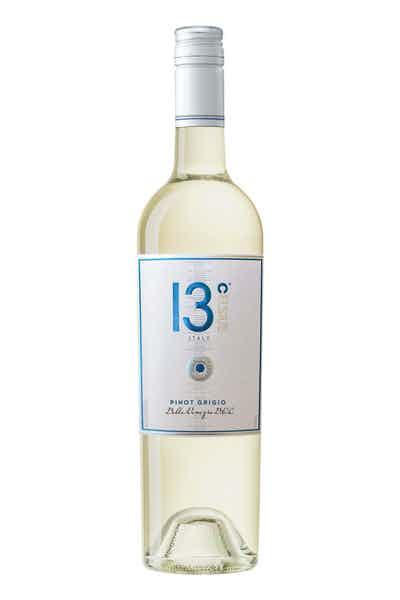 13 Celsius® Pinot Grigio - 750ml, Delle Venezie D.O.C., Italy