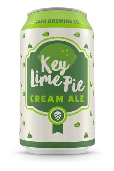 14er Brewing Key Lime Pie Cream Ale