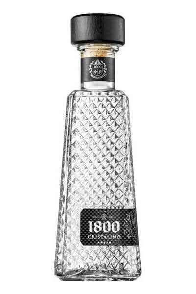 1800 Cristalino Añejo