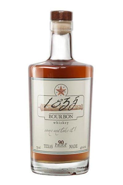 1835 Lone Star Bourbon