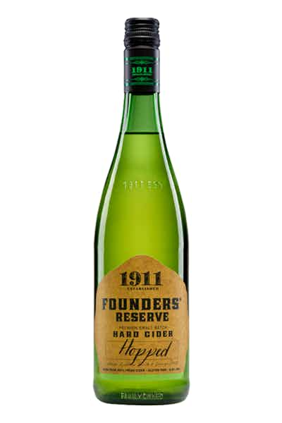 1911 Founders' Reserve Hopped Cider