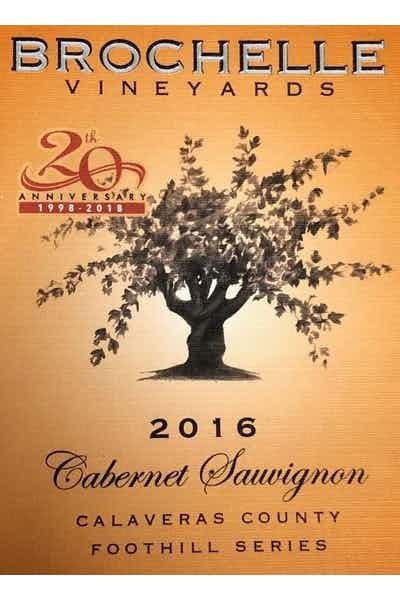 2016 Sierra Foothills Cabernet