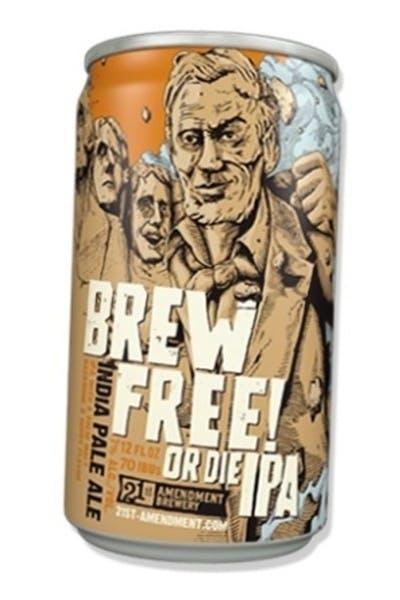 21st Amendment Brew Free or Die IPA