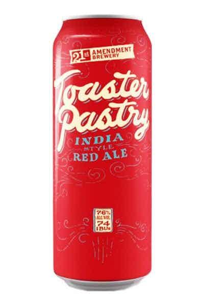21st Amendment Toaster Pastry