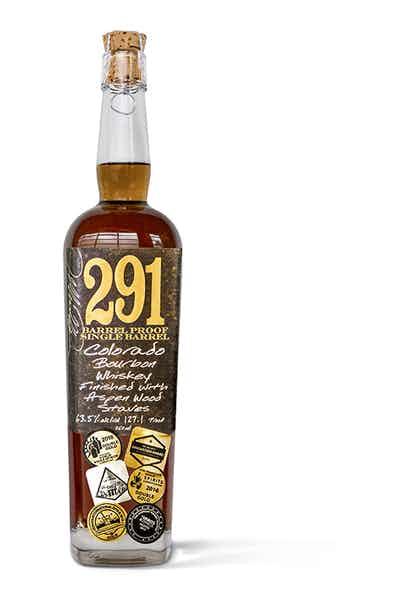 291 Colorado Barrel Proof Single Barrel  Bourbon Whiskey