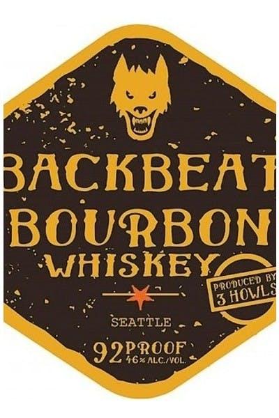 3 Howls Backbeat Bourbon