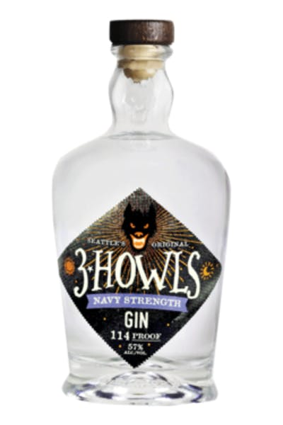 3 Howls Navy Strength Gin