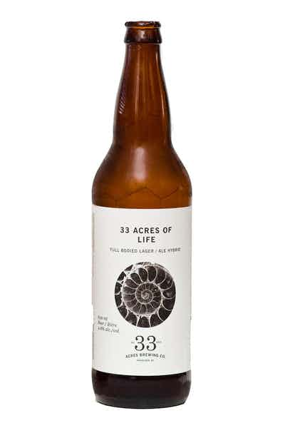 33 Acres Life Lager