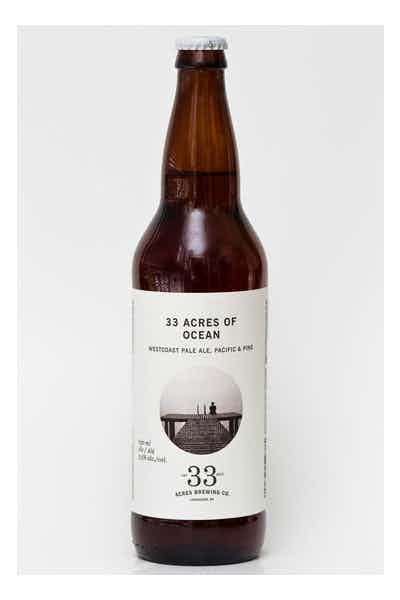 33 Acres Ocean Pale Ale