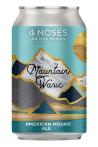 4 Noses Brewing Mountain Wave Ale
