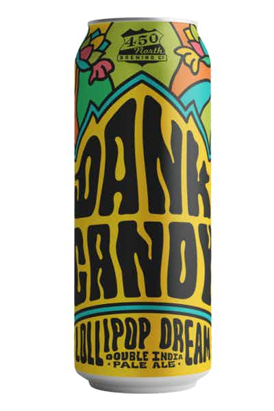 450 North Dank Candy Sticky Lollipop Dream IPA