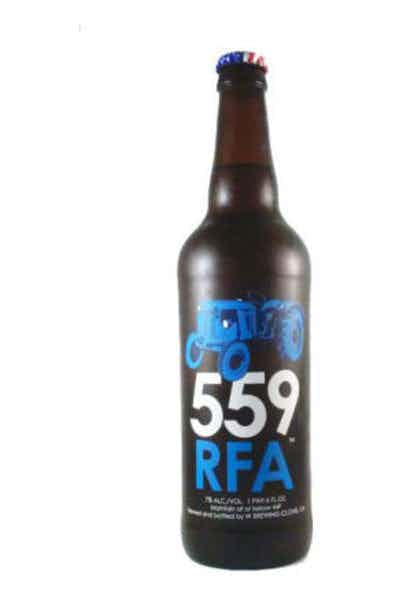 559 Raisin Farmer Ale