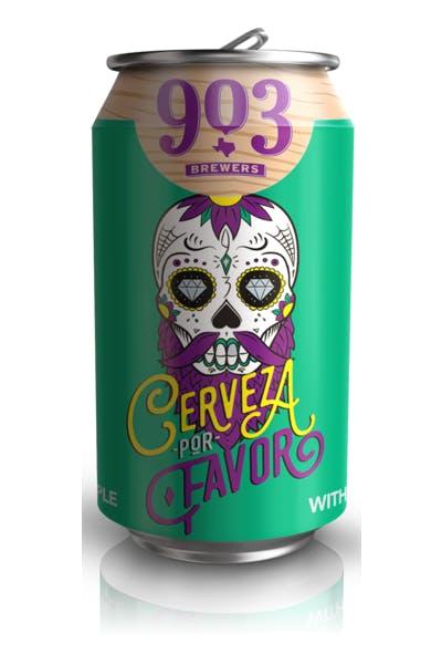 903 Brewers Cerveza Por Favor