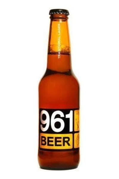 961 Beer Lager