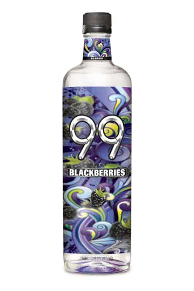 99 Blackberries Liqueur