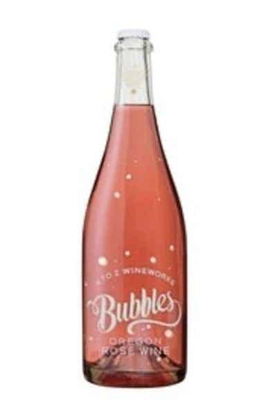 A To Z Bubbles Sparkling Rose