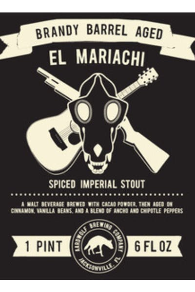 Aardwolf El Mariachi Spiced Imperial Stout