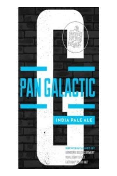 Abandoned Building Pan Galactic IPA