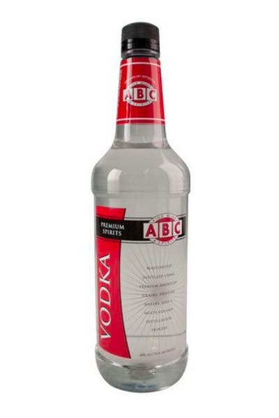 ABC 80 Vodka