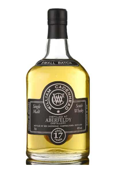 Aberfeldy William Cadenhead 17 Year