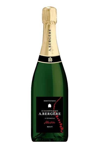 A.Bergere Brut Champagne