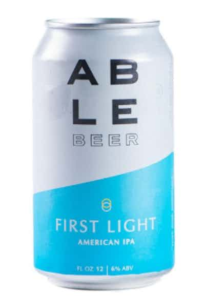 Able First Light IPA