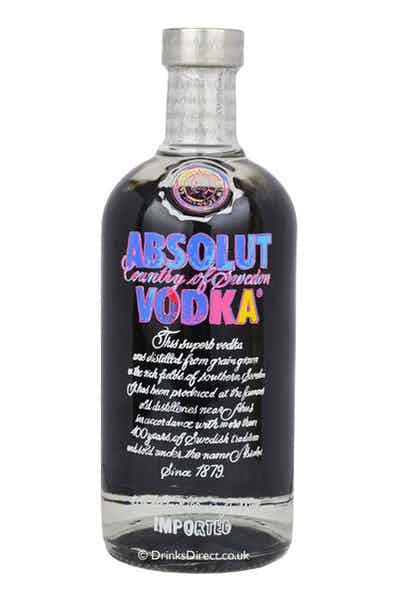Absolut Andy Warhol
