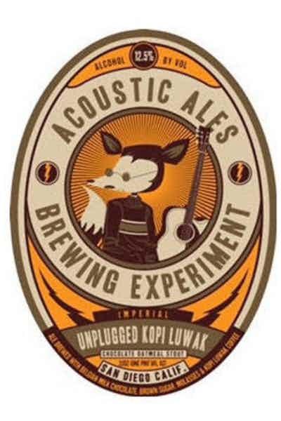 Acoustic Unplugged Kopi Luwak