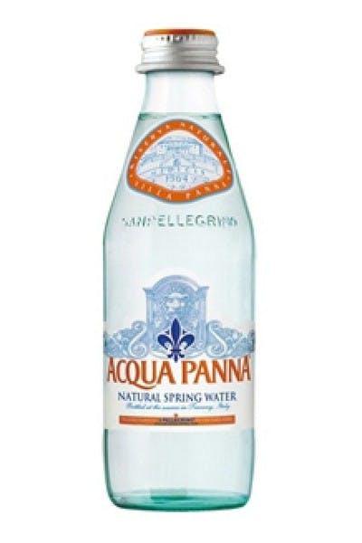 Acqua Panna Spring Water Loose Glass