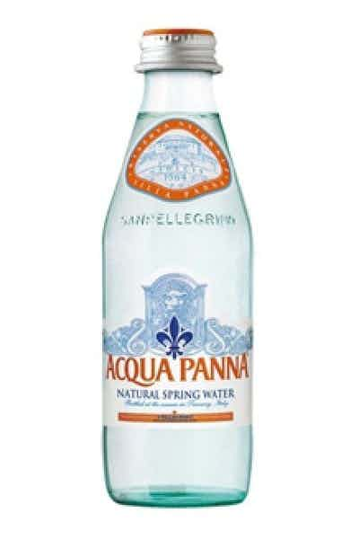 Acqua Panna Spring Water Loose Glass