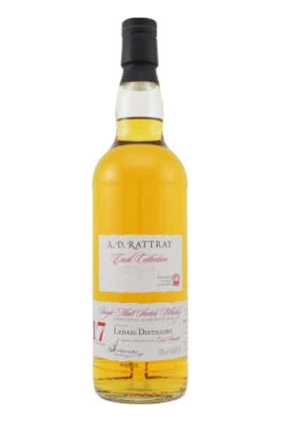 A.D. Rattray Ledaig Single Malt Scotch Whiskey 10 Year
