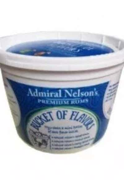 Admiral Nelson's Bucket Of Flavors