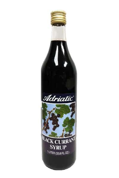 Adriatic Black Currant Syrup