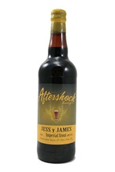 Aftershock Jess Y James Imperial Stout