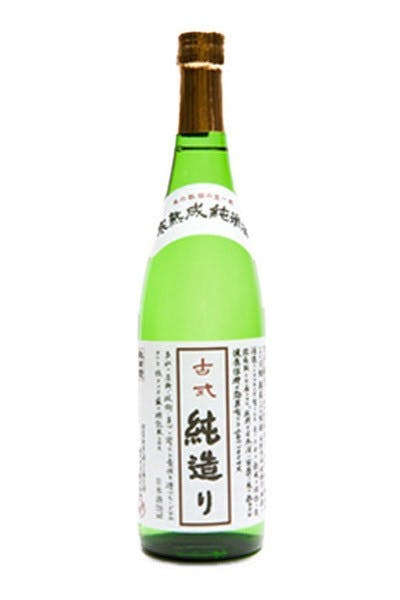 "Akitabare Koshiki Junzukuri Junmai ""Northern Skies"""