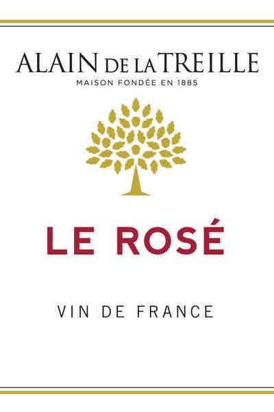 Alain de la Treille Le Rose