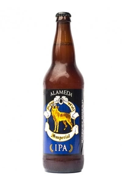 Alameda Yellow Wolf Imperial IPA