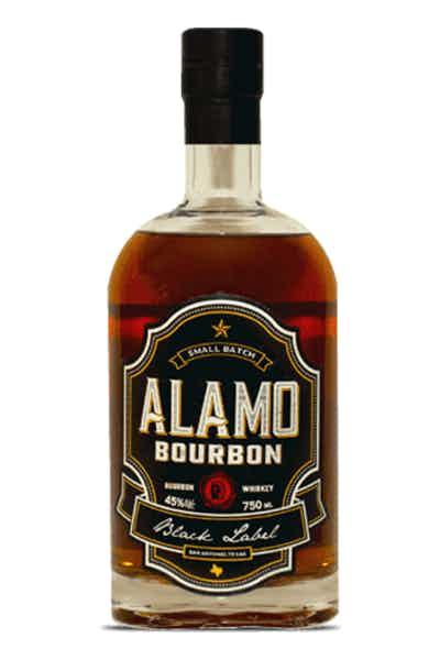 Alamo Black Label Bourbon