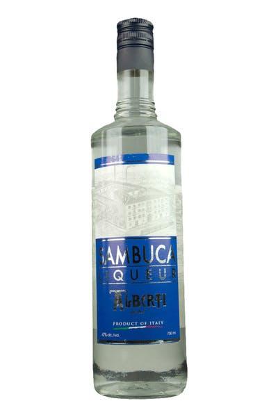 Alberti Sambuca Liqueur