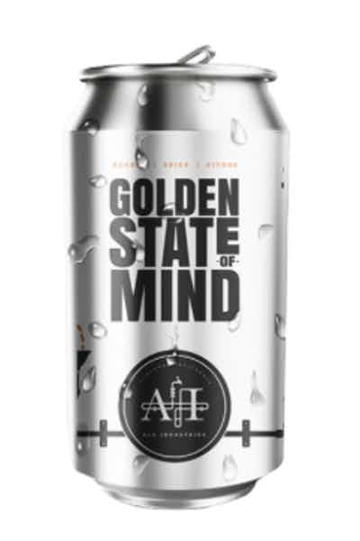 Ale Industries Golden State Of Mind Witbier