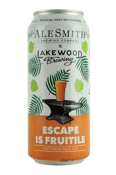 AleSmith Escape Is Fruitile IPA