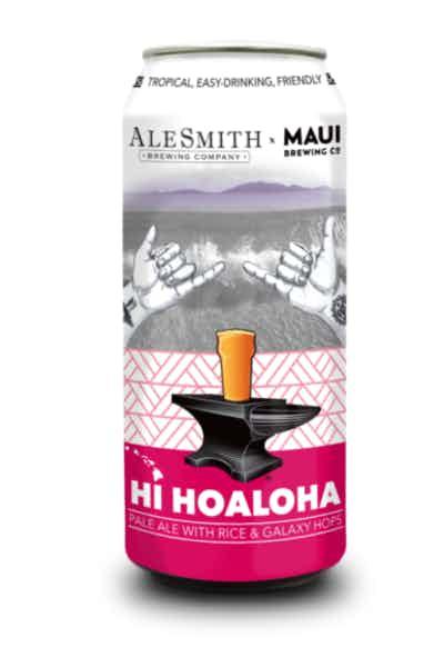 AleSmith HI Hoaloha Pale Ale