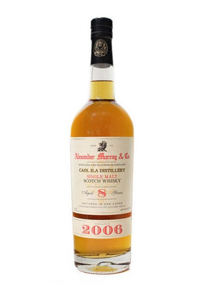 Alexander Murray Caol Ila 8 Year