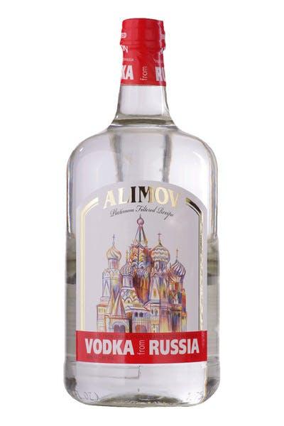 Alimov Russian Vodka